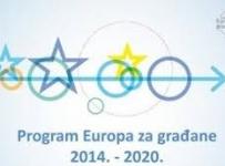 Radionica u sklopu programa Europa za građane u Zagrebu