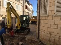 Započeli radovi na uređenju Prolaza Tri sulara