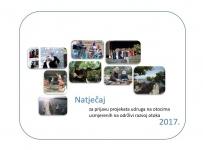 Natječaj za prijavu projekata udruga na otocima u 2017. godini